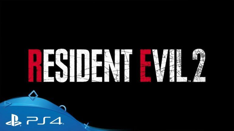 Confira o Trailer de Lançamento de Resident Evil 2 Remake 1