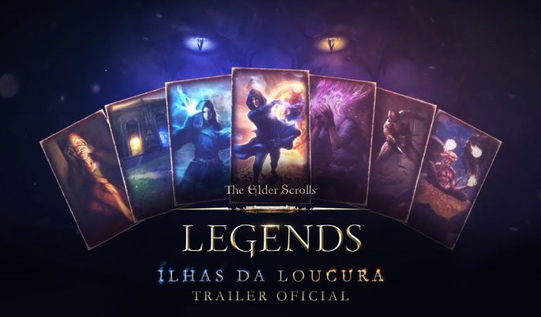 Novo trailer revela data de lançamento de Ilhas da Loucura para The Elder Scrolls: Legends