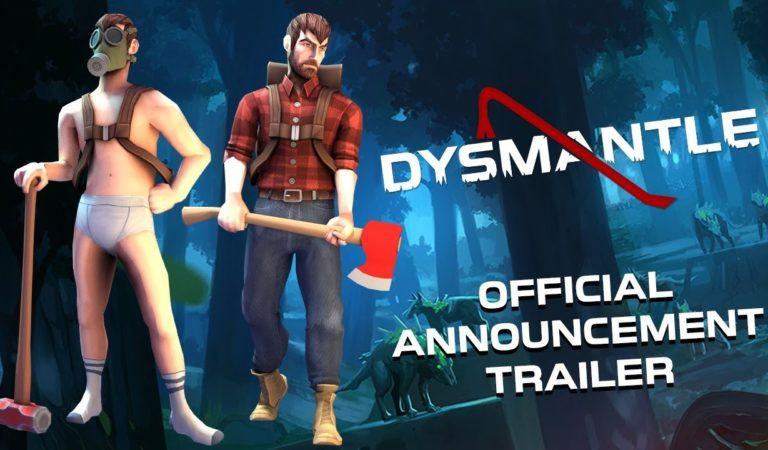 Dysmantle jogo de RPG e ação em mundo aberto é anunciado para PS4, Xbox One, Switch e PC
