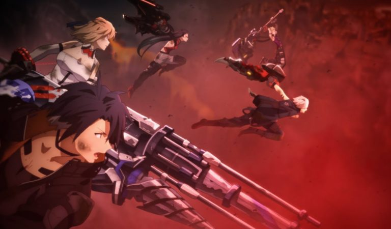 Novo trailer de God Eater 3 foca no modo multiplayer