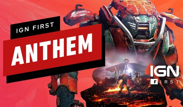 Novo gameplay de Anthem mostra a missão Hidden Depths