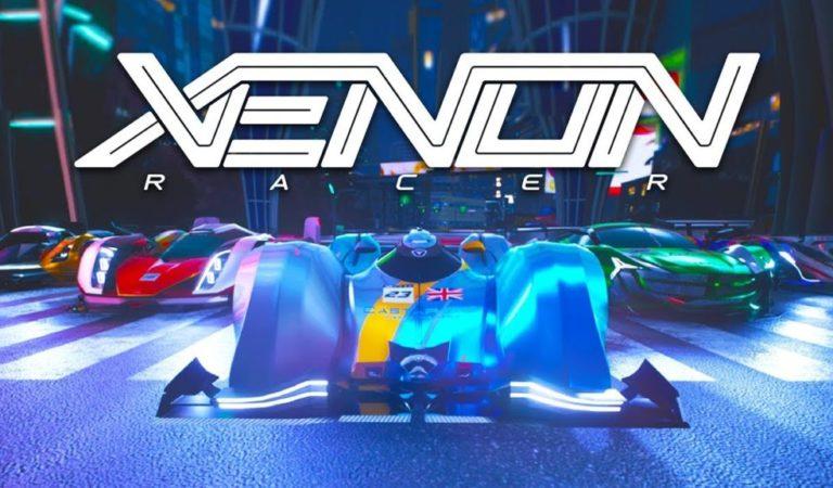 Xenon Racer e 8-Bit Invaders ganharão trailer com data de lançamento