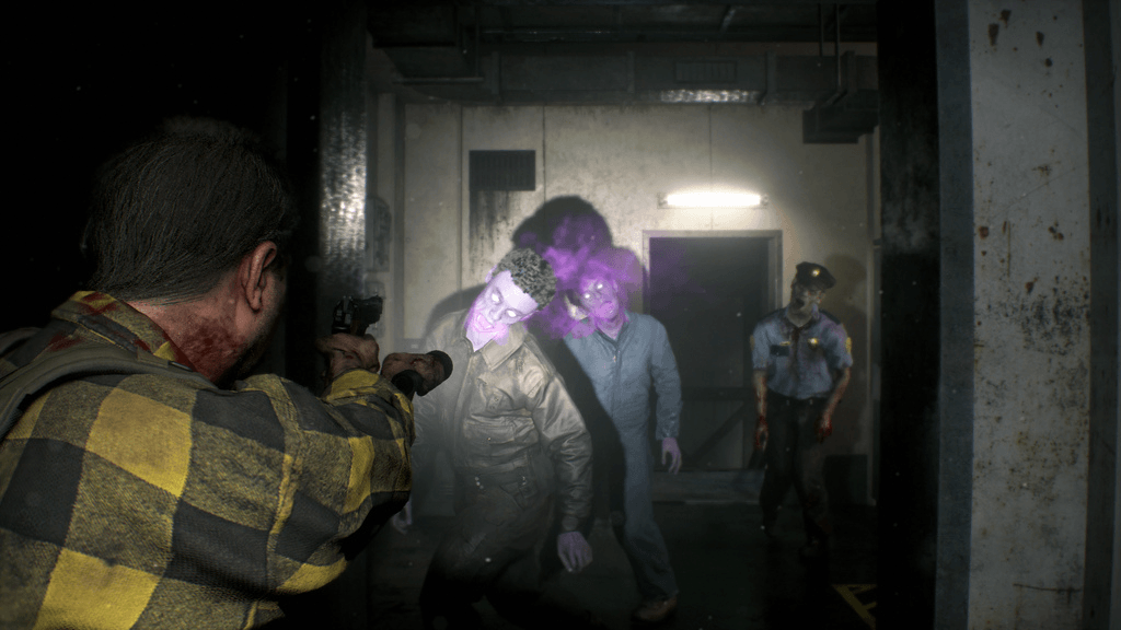 Resident Evil 2 - The Ghost Survivors