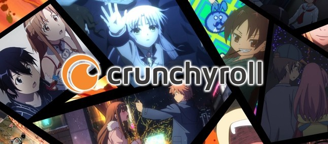 Crunchyroll| Contra pirataria empresa pediu a remoção de sites de download de animes.