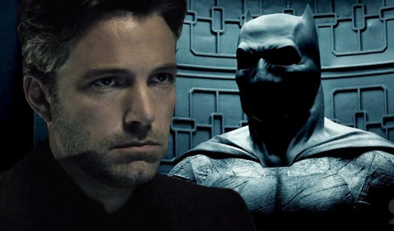 Batman  Ben Affleck confirmou que não será mais o Homem Morcego.