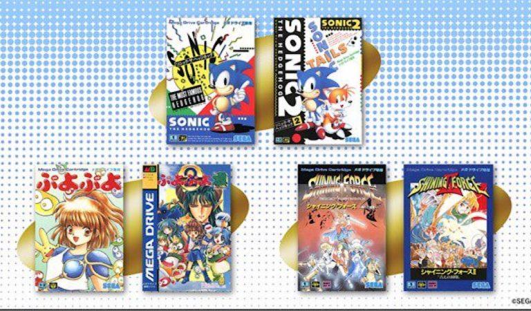 SEGA quer saber: Quais jogos dever ser incluídos no Mega Drive Mini?
