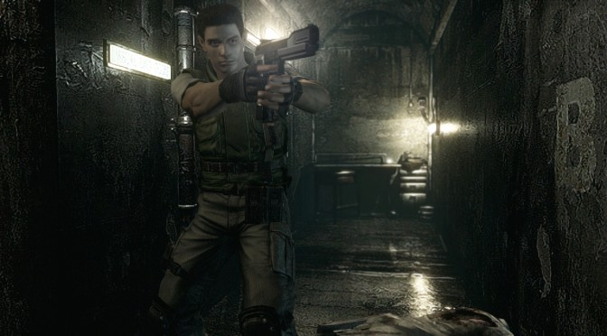 Resident Evil HD Remaster recebe um novo pacote de texturas melhorando ainda mais a qualidade do game.