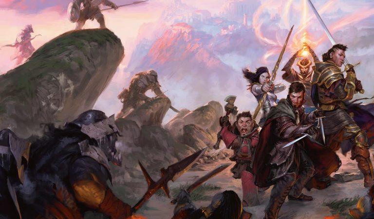 Enciclopédia Dungeons & Dragons converte feitiços antigos para a 5ª edição!