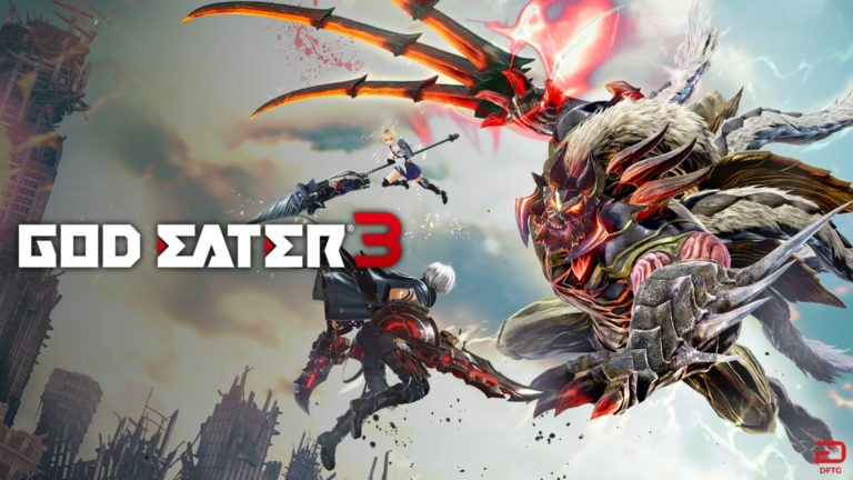 God Eater 3 - Análise/Review (Sem Spoilers) 1