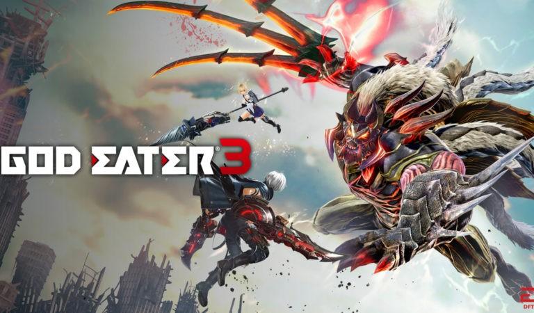 God Eater 3 - Análise/Review (Sem Spoilers)
