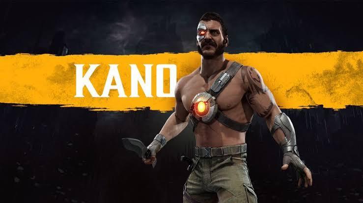 Mortal Kombat 11| kano e confirmad no game e ajnda tera uma skin homenageando o Brasil!