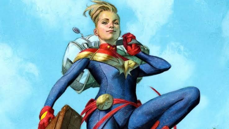 Capitã Marvel também chega aos quadrinhos com lançamento da Panini