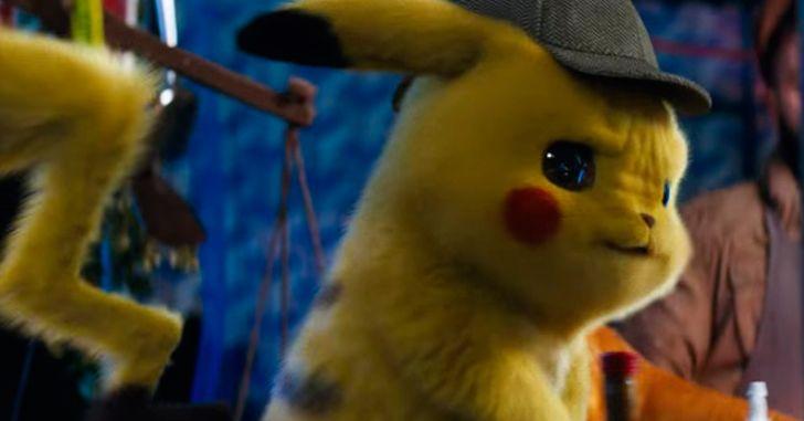 Detetive Pikachu| Confira o novo trailer!