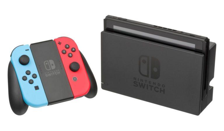 Switch ultrapassa o PS4 em vendas no Japão