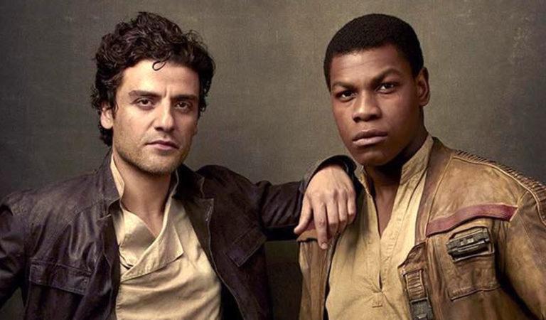 Os personagens de Star Wars Poe Dameron e Finn podem ganhar séries no Disney +