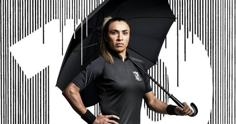 Umbrella Academy| Jogadora Marta é Nº10 em divertido comercial da Netflix. Confira!