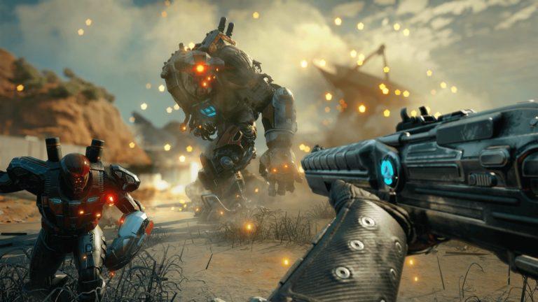 RAGE 2 recebe novo vídeo com nove minutos de gameplay 1