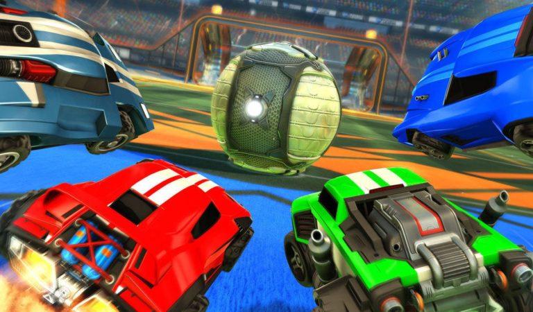 Rocket League libera a atualização para lista de amigos no cross play