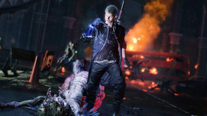Devil May Cry 5|  15 a 16 horas são muito curtas para um Game?