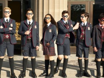 Confira o trailer da segunda temporada de Umbrella Academy 4