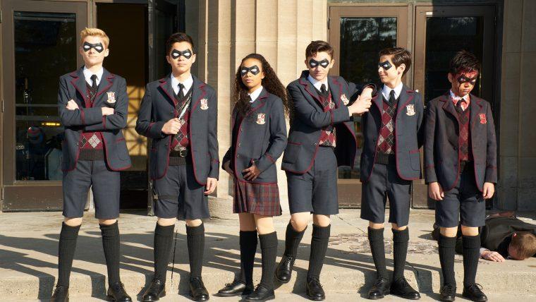 Confira o trailer da segunda temporada de Umbrella Academy 1