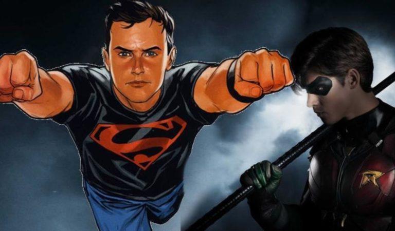 Titans| Superboy estará na segunda temporada!