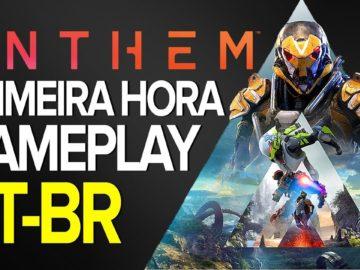 Veja a primeira hora de Anthem | Novo gameplay 6