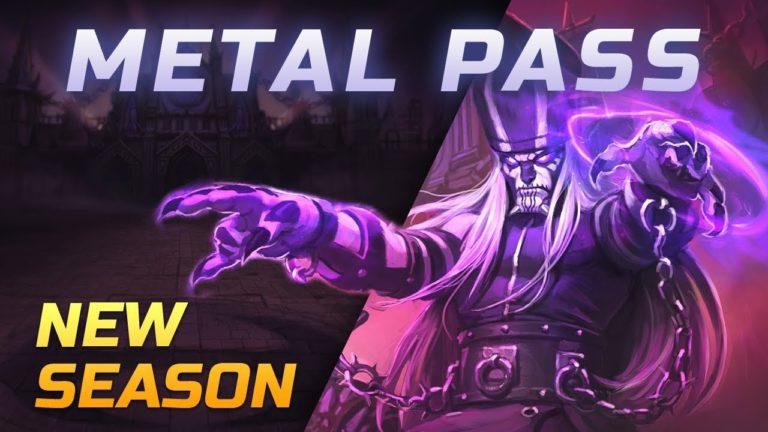 Hoplon lança terceira temporada do Metal Pass de Heavy Metal Machines 1
