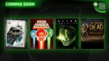 Batman: Return to Arkham e Alien Isolation são adicionados ao Game Pass de fevereiro 1