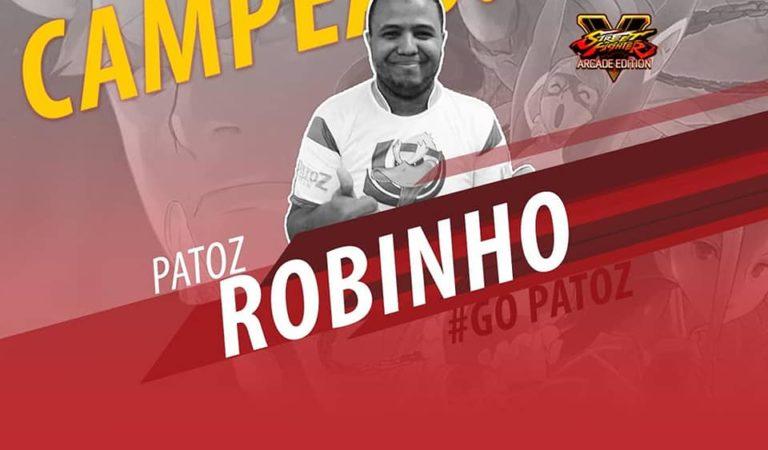 Patoz - Robinho vence o Tiger Uper Cup e garante vaga no Chile