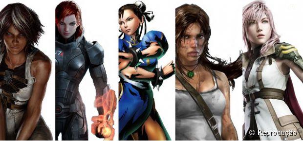 Em Homenagem ao Dia Internacional da Mulher conheça os Personagens Femininos Mais Influentes do Vídeo Games!