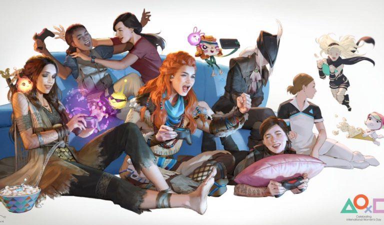 Playstation 4 | Baixe a o tema comemoração ao dia da mulher feito pela Sony!
