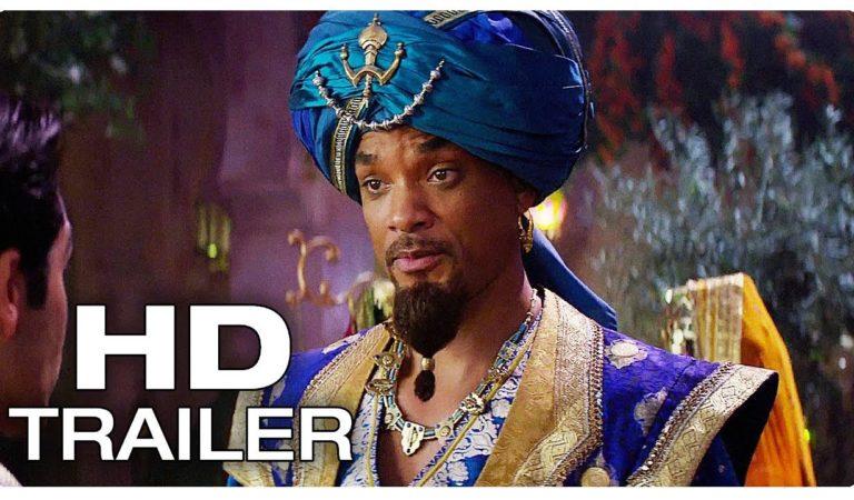 Aladdin  Confira o primeiro trailer completo liberado pela Disney!