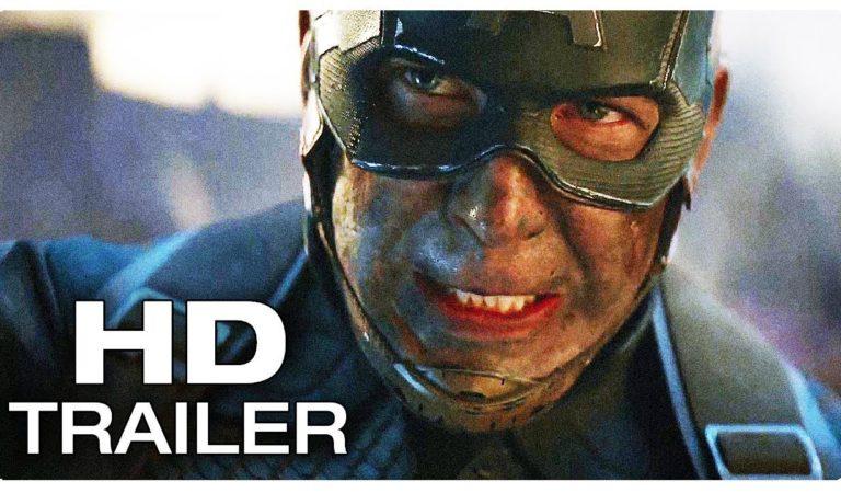 Avengers: Endgame|Confira o  Novo trailer