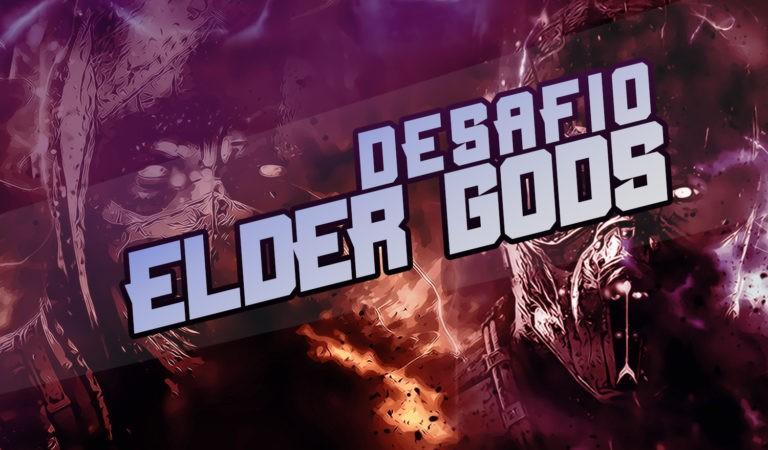 Desafio Elder Gods - Torneio semanal de Mortal Kombat X