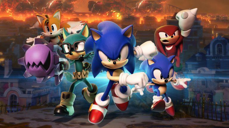 Novo jogo do Sonic está oficialmente em desenvolvimento! 1