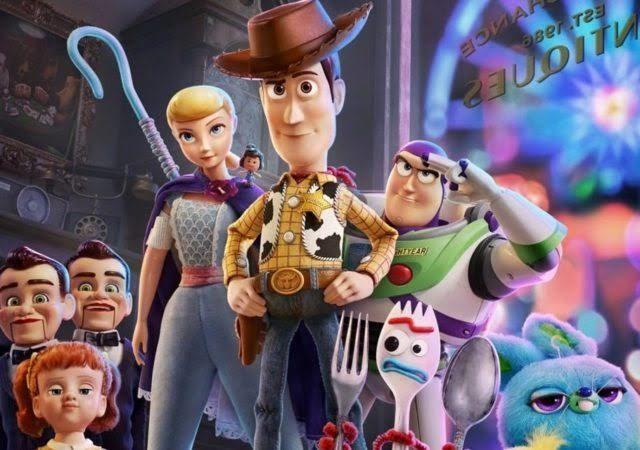 Primeiro trailer oficial de Toy Story 4 apresenta os novos persoangens
