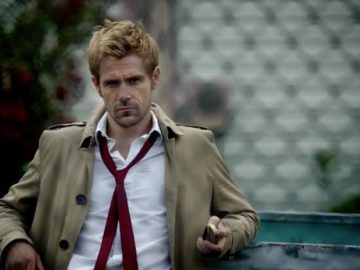Legends of Tomorrow| Matt Ryan quer interpretar Constantine em Mostro do pântano. 5