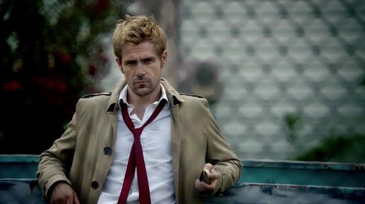 Legends of Tomorrow| Matt Ryan quer interpretar Constantine em Mostro do pântano.