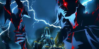 Deuses e Heróis| Netflix Anuncia  novo Anime de Mitologia Grega . 1