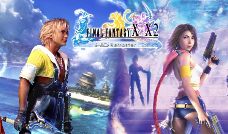 Final Fantasy X/X-2 HD Remaster - Análise/Review para Nintendo Switch(Sem Spoiler)