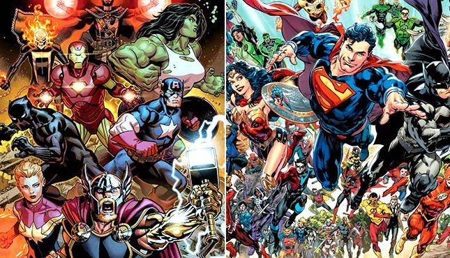 Diretor de Mortal Kombat 11 gostaria de um jogo de luta da Marvel vs DC!