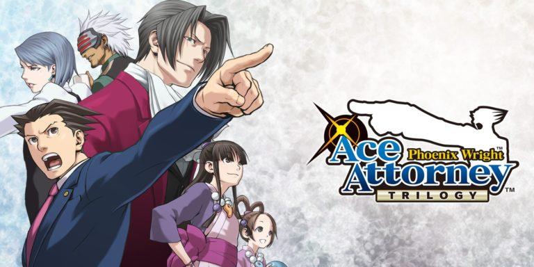 Phoenix Wright: Ace Attorney Trilogy - Análise/Review (Nintendo Switch)-Sem Spoiler 1