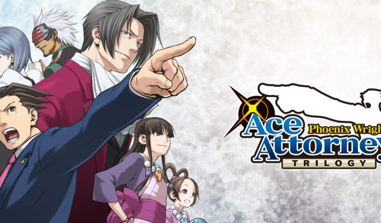 Phoenix Wright: Ace Attorney Trilogy - Análise/Review (Nintendo Switch)-Sem Spoiler