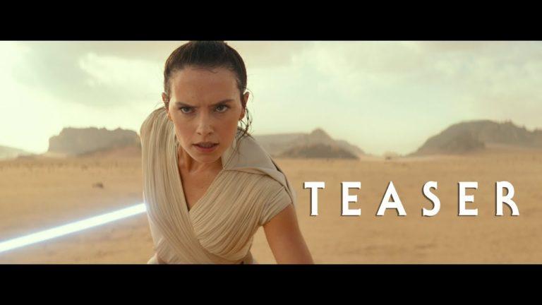 Confira o Trailer e o nome de Star Wars Episódio IX 1