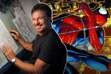 CCXP confirma John Romita Jr., um dos maiores quadrinistas do mundo, e mais três artistas 13