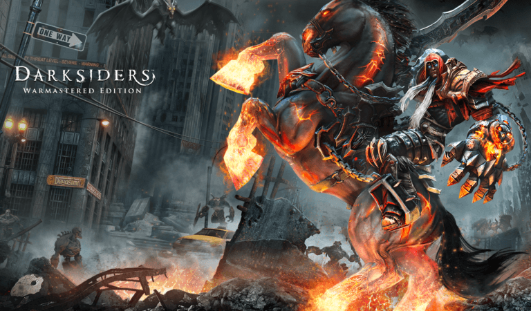 Darksiders:Warmaster Edition - Análise/Review (Nintendo Switch) - Sem Spoilers