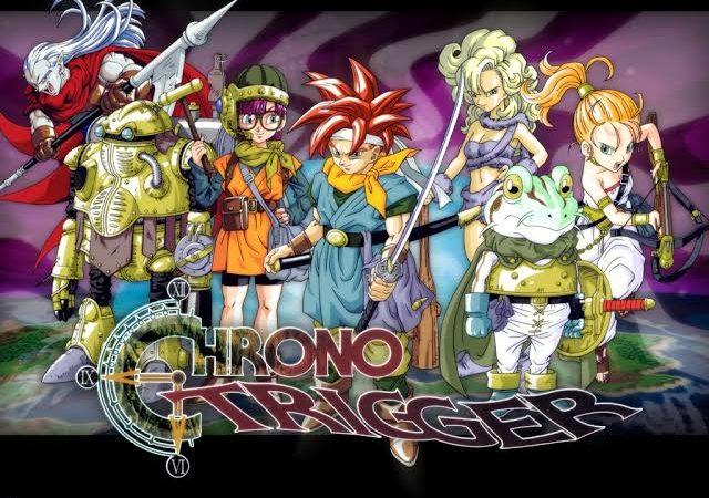 Chrono Trigger é eleito o melhor jogo pelos japonêses desde 1989