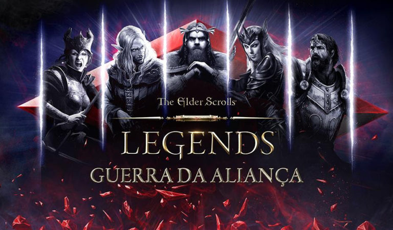 The Elder Scrolls: Legends – Guerra da Aliança anunciado + planos para 2019