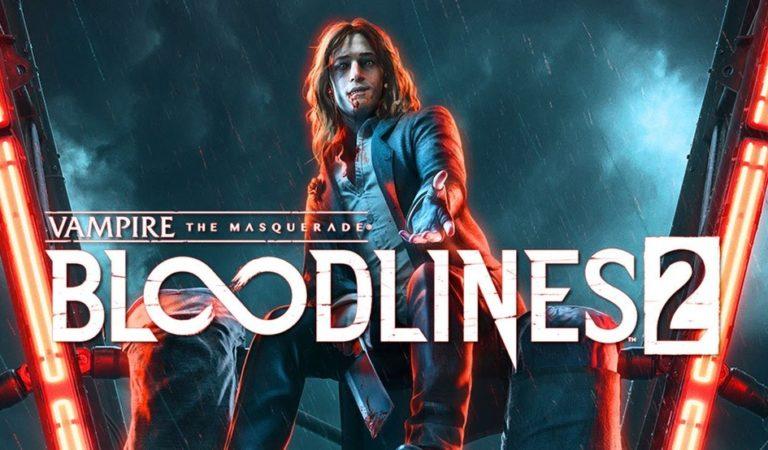 Vampire The Masquerade - Bloodlines 2|  Jogo vai ter em média de 30 horas !